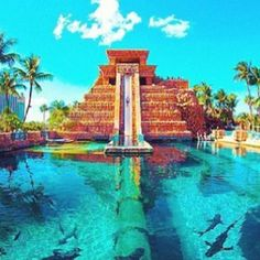 I've wanted to go here since I was little  Atlantis