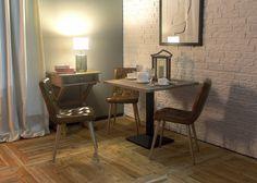 Stół Nin Bit Jafra - Perffecto - dla wnętrza, lampy tapety meble kuchnie dekoracje lustra