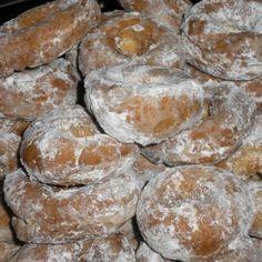 Norwegian Cake Doughnuts (Hjortebakkels) Recipe