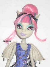 Monster High Dance Class Rochelle (owned)