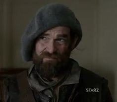 "Murtagh (Duncan LaCroix)  Episode 212 ""The Hail Mary"" Season Two Outlander on Starz"