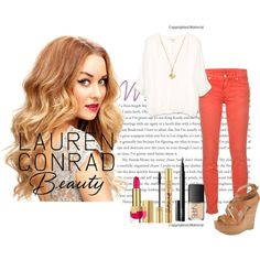 """""""Lauren Conrad"""" by summer1101 on Polyvore"""