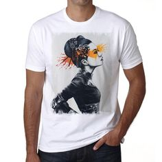 #street #art #graphic #tshirt #men T-shirts are always a fab idea! Discover the entire collection at --> https://www.amazon.com/dp/B01AAOA6F4?th=1&psc=1