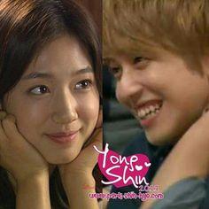 (Park Shin Hye & Jung Yong Hwa) Jung Yong Hwa, Park Shin Hye, Heartstrings, Cnblue, Korean Drama, Musicals, Romance, Kpop, Romance Film