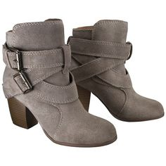 417397127258 Women s  Mossimo Supply Co Jessica Genuine  Suede  StrappyBoots    Target  Fall Shoes