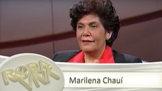 Roda Viva | Marilena Chauí | 03/05/1999