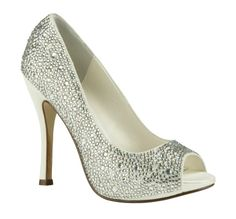 wedding shoes with crystals - Shoes Click