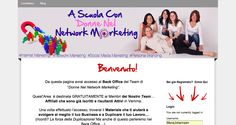 "Back Office del Team ""Donne Nel Network Marketing"""