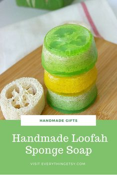 Loofah Sponge Soap will help you enjoy a little spa treatment any day of the week. This easy DIY soap looks like a million bucks and takes minutes to make…that's my kind of project! Create them in any color. They make a great addition to gift baskets. It's easy to make a bunch at once… [read more]