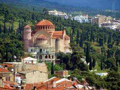 Travel & Adventures: Thessaloniki ( θεσσαλονίκη ). A voyage to Thessaloniki, Greece (ελλάδα), Europe.