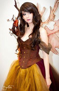 Riddle as Autumn Fairy