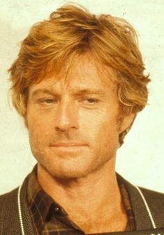 Actor, film director, producer, businessman, environmentalist, philanthropist and founder of the Sundance Film Festival Robert Redford (b. 1936)