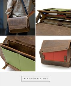 Rough Rider Messenger Bag – WaterField Designs... - a grouped images picture 09d51c6176