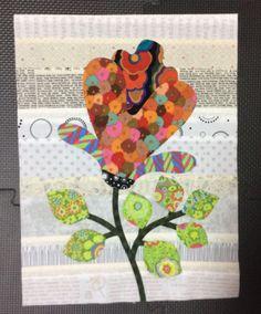 Flower Garden, Kim McLean - Block 24 (Laila Nelson)