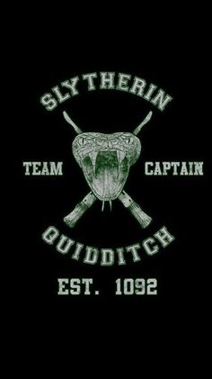 Slytherin Quidditch iPhone 5 wallpaper