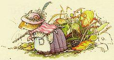 Brambly Hedge By Jill Barklem.||| mouse, mice