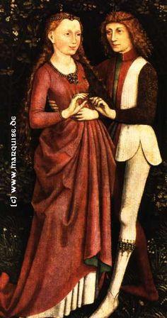 Lovers, c. 1470