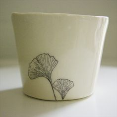 ginkgo cup...I need to get that for michael