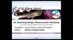 2017 06 01 PM Public Teachings in German - Öffentliche Schulungen in Deu...