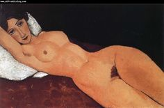 Amedeo Modigliani his nudes are my favorite