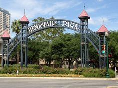 Hemisfair Plaza