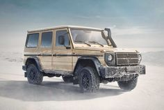 Spartan Military, Mercedes G Wagen, Mercedes Benz G Class, Military Operations, Fuel Economy, Automotive Design, Automatic Transmission, Military Vehicles, Privateer Press