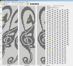 Risultati immagini per bead crochet rope charts Bead Crochet Patterns, Bead Crochet Rope, Peyote Patterns, Beading Patterns, Beaded Crochet, Beading Projects, Beading Tutorials, Beads Pictures, Beaded Crafts
