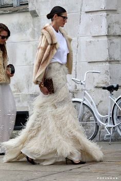 Jenna Lyons as a guest at Solange Knowles' wedding Look Fashion, Fashion Art, Fashion Outfits, Fashion Design, Street Looks, Street Style, Solange Knowles Wedding, Looks Party, Jenna Lyons