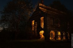 Night Houses Not Shopped