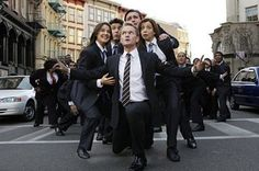 The suit song. One of my favourite moments in HIMYM and I wish Tim Gunn was my personal tailor.