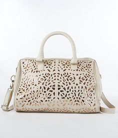 Perforated Doctor's Bag - Women's Bags | Buckle