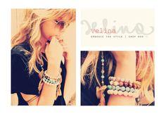 velina bracelets