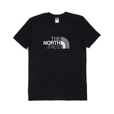 T-shirt The North Face – Easy Tee – Black – Hyipmoda
