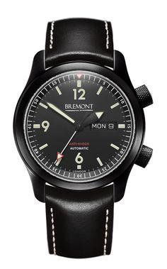 69c64eb4ac1 Bremont Chronometers U-2 DLC Fine Watches