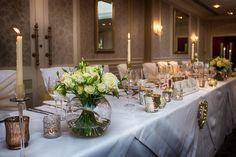 Elegance Opulence. Mori Lee For A Real Wedding At Rockliffe Hall – Jemma & Danny -