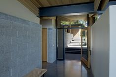 Whidbey Island Cabin by CHESMORE|BUCK Architecture | HomeDSGN