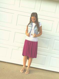 Fall teen fashion modest