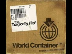 The Tragically Hip World Container Import Vinyl LP This album has been re-mastered by Bob Ludwig at Gateway Mastering. World Container is the tenth Bob Rock, How To Know, How To Get, Cd Album, Shopping World, Under Pressure, Music Albums, Lp Vinyl, Cool Bands