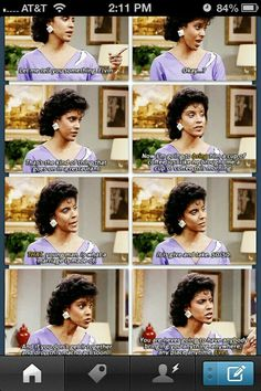Phylicia Rashad~ Clair Huxtable, Cosby Show Debbie Allen, Phylicia Rashad, Movie Quotes, Favorite Tv Shows, Role Models, Claire, Movie Tv, How To Memorize Things, Marriage