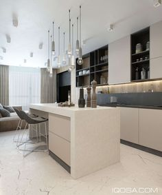An Approachable Take On Luxury Apartment Design