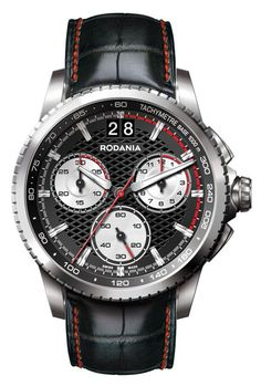 Rodania, Xseba, Men, 25054.26, Chronograph | Evosy - The Premier Destination for Watches and Accessories