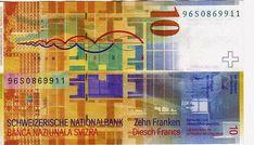 Swiss franc 10