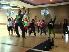 TAKE ON ME ZUMBA... Little different then routine we do but LOVE THE SONG/ROUTINE!