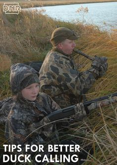 Tips for being a better duck caller from the Iowa DNR