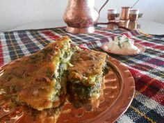 Μασόντρα – χορτόπιτα από το Παλαιοχώρι Συρράκου | Το σπιτάκι της Μέλιας