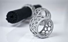 napkin rings 3d printer - Google Search
