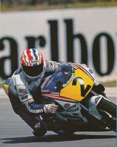 Photo  Mick Doohan 1993