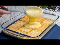 Ohne Eier und ohne Ofen habe ich einen göttlichen Kuchen zubereitet!| Schmackhaft.tv - YouTube