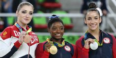 Friday's Morning Email: The Olympic Tale Of Two Simones