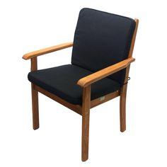 Outdoor Haste Garden Riviera Stacking Arm Chair